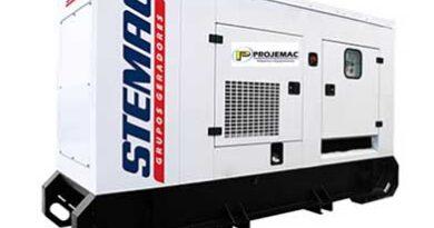 Grupo Gerador STEMAC 50KVA