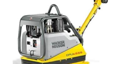 Placa vibratória reversível Wacker DPU