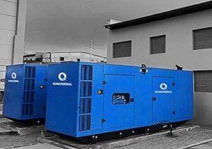 Locação de geradores para Empacotadores em BH e MG